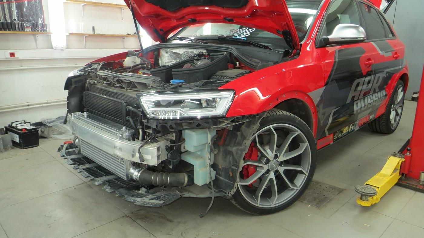 Интеркулер автомобиля