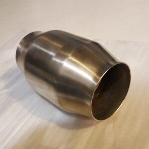 Спорт-Катализатор 2,5″ (63 мм) /металл/