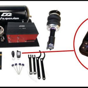 Пневматическая подвеска D2-Racing серии «Super Professional»