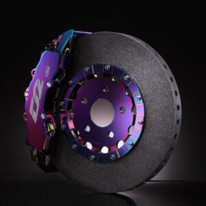 Тормозные системы: Карбон-керамические