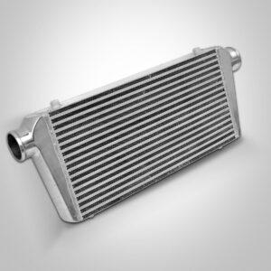 Интеркулер 600x300x76, вход/выход 70mm bar-and-plate