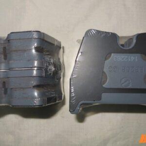 Тормозные колодки D2 Racing Street для 8-ми и 12-ти поршневых суппортов под диски 380-444 мм