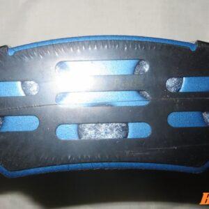 Тормозные колодки задние 4-х поршневые X-Kema Sport