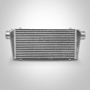 Интеркулер 600x300x76, вход/выход 76mm bar&plate
