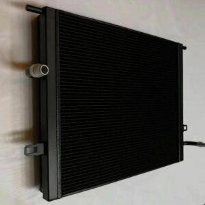 Увеличенный радиатор охлаждения Интеркулера BMW 1, 2, 3 и 4 серии с моторами B48 и B58