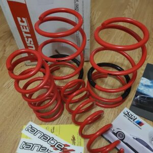 TANABE NF210 Sustec SPRINGS SET for 2005-2010 SCION tC