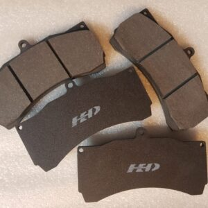Тормозные колодки HD Heavy Street /Sport/ для 6-ти поршневых суппортов D2/K-Sport/XYZ, HPB, JBT и аналогов