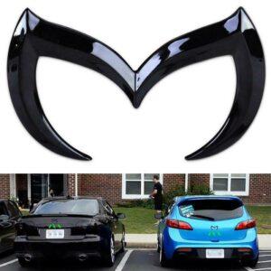 3D Лого Mazda Бэтмен